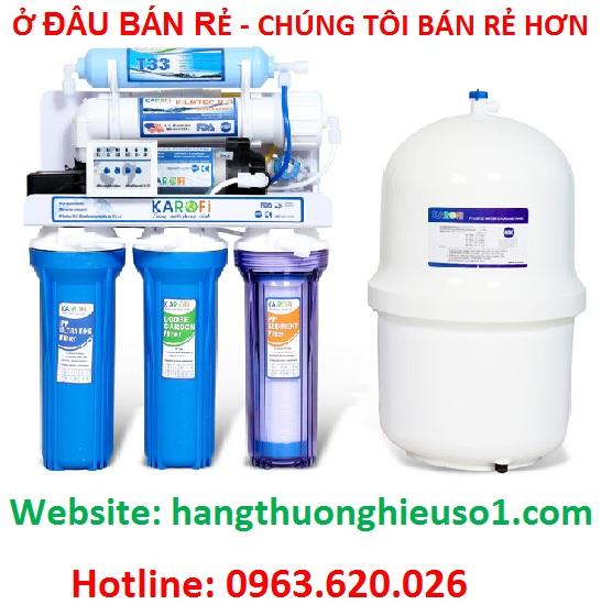 Khuyến mại máy lọc nước karofi (Click xem tiếp)