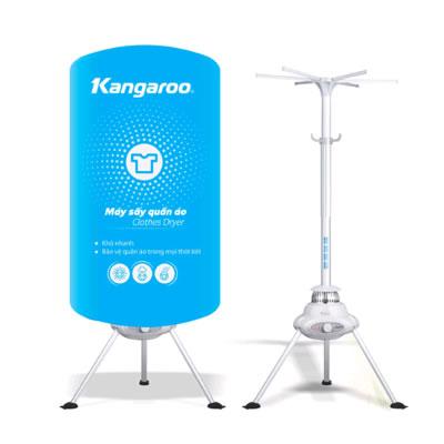 Máy sấy, Tủ sấy quần áo Kangaroo KG308