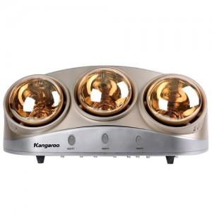 Đèn sưởi nhà tắm Kangaroo 3 bóng (KG250)
