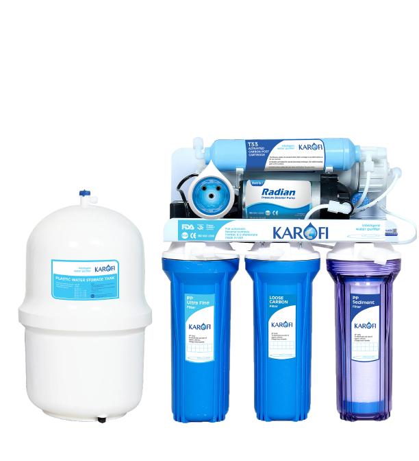 Máy lọc nước Karofi sRO 5 cấp lọc