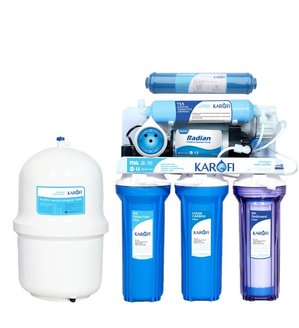 Máy lọc nước Karofi sRO 6 cấp lọc