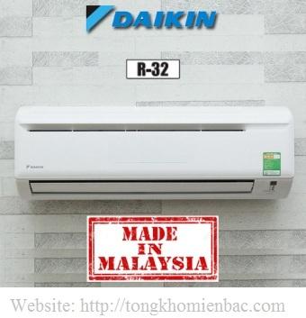 Điều hòa Daikin 9000BTU 1 chiều FTV25AXV1, Gas 32