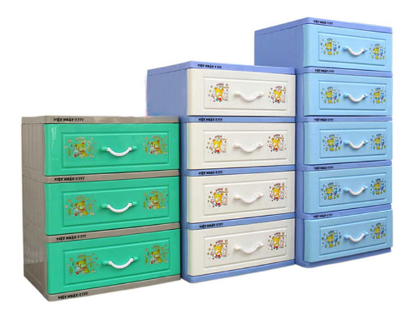 Tủ nhựa Việt Nhật T52 - T53 - T54