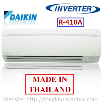 Điều hòa Daikin 2 chiều 18000BTU Inverter FTXS50HVMV