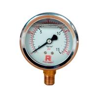 Đồng hồ áp dầu