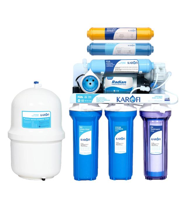 Máy lọc nước Karofi sRO 7 cấp lọc