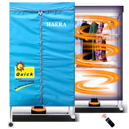 Máy sấy quần áo Haera 868UV