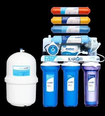 Máy lọc nước Karofi sRO 8 cấp lọc