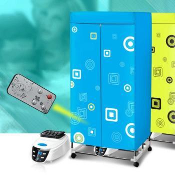 Máy sấy, tủ sấy quần áo Panasonic HD882F khung Inox siêu bền